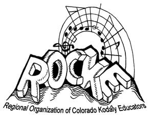 ROCKE: Regional Organization of Colorado Kodály Educators